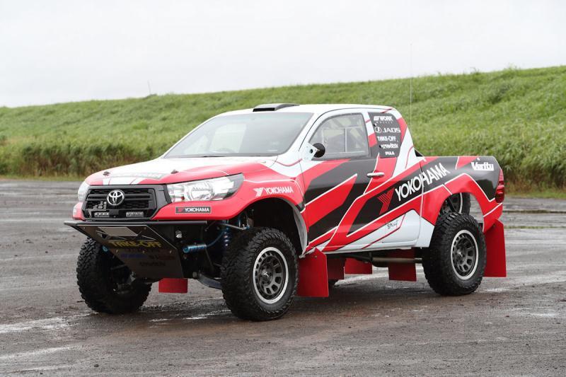 AXCR: Hanawa's rally team gains Yokohama support