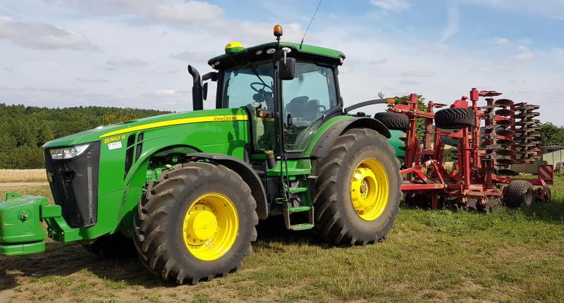 Kensham Farms specifies Michelin AxioBib following 'exceptional' abrasive soil grip, life
