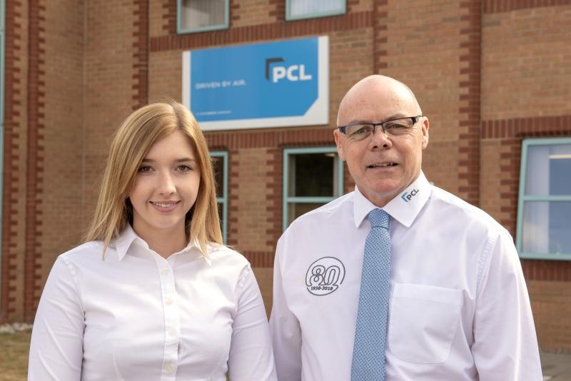 Two appointments at PCL