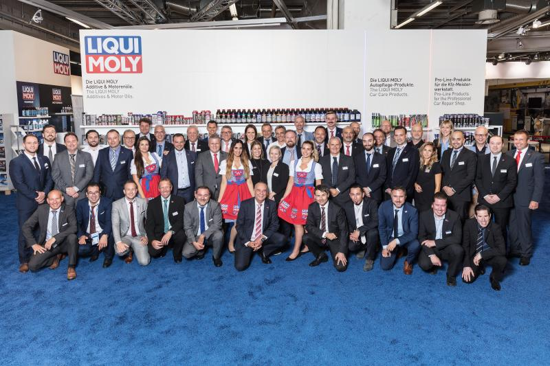 September record for Liqui Moly