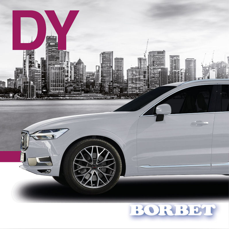 Borbet Dy For Volvo Xc60 Tyrepress