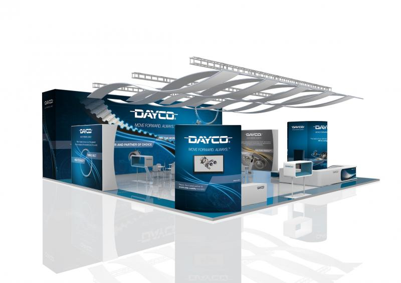 Dayco unveils its new corporate branding