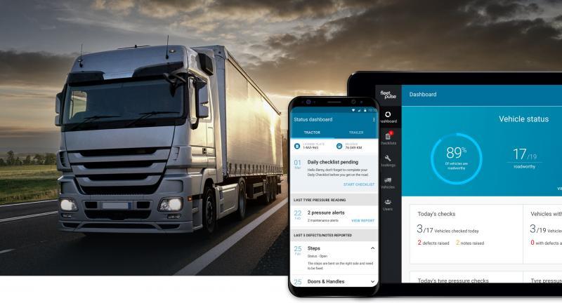 Bridgestone launches FleetPulse digital maintenance solution