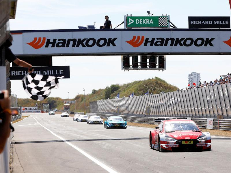 Hankook throws its hat into the Formula 1 ring
