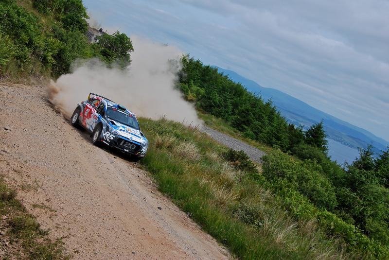 Yokohama-shod Hyundai heads to Wales Rally GB