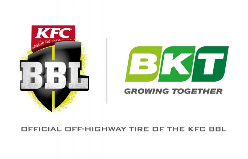 BKT sponsoring Australian cricket league