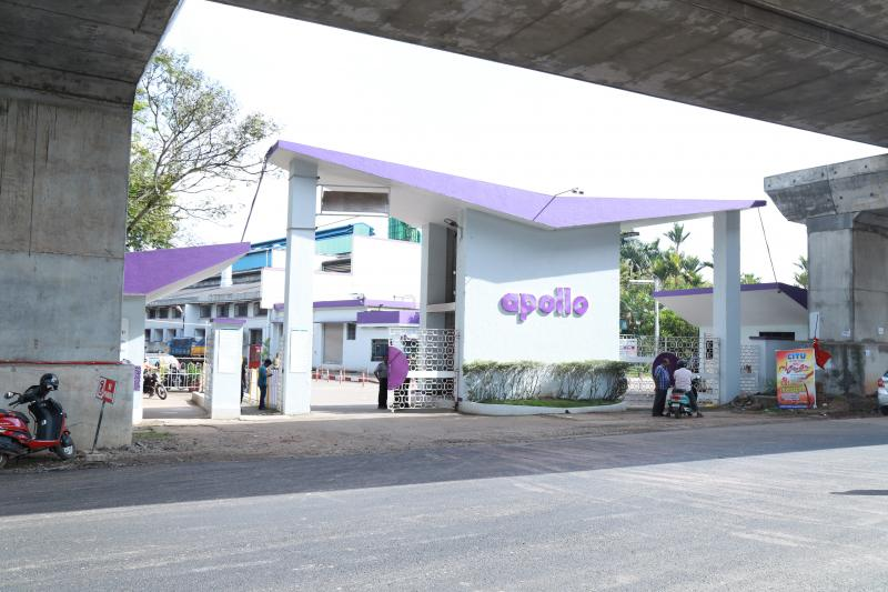 Apollo: Kerala plant returning to normal levels