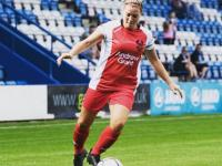 New Vredestein 'boots' for SSE Women's FA Cup player