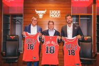 Liqui Moly partners up with the Chicago Bulls