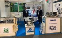 Three-way success for Mark Water Pumps at Automechanika