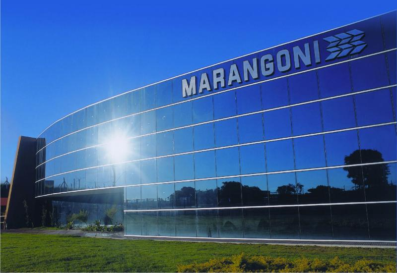 INMETRO certification for Marangoni's RingTread, Unitread plant