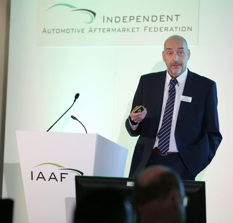 IAAF promotes Mike Smallbone to membership development role