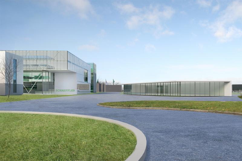 Schaeffler invests 60 million euros in new OE headquarters