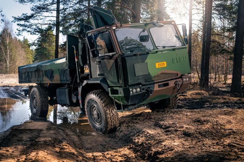 From Finland's forests to the world: Nokian launches MPT Agile 2