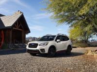Subaru approves Falken Ziex for new Forester