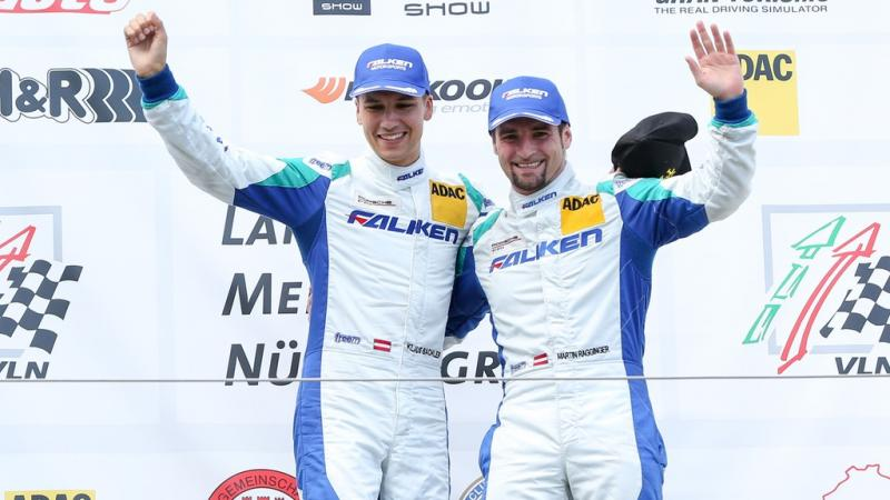 First VLN 1-2 victory for Falken