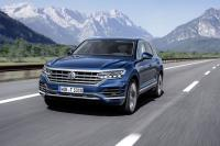Vredestein summer, all-season tyres OE on VW Touareg