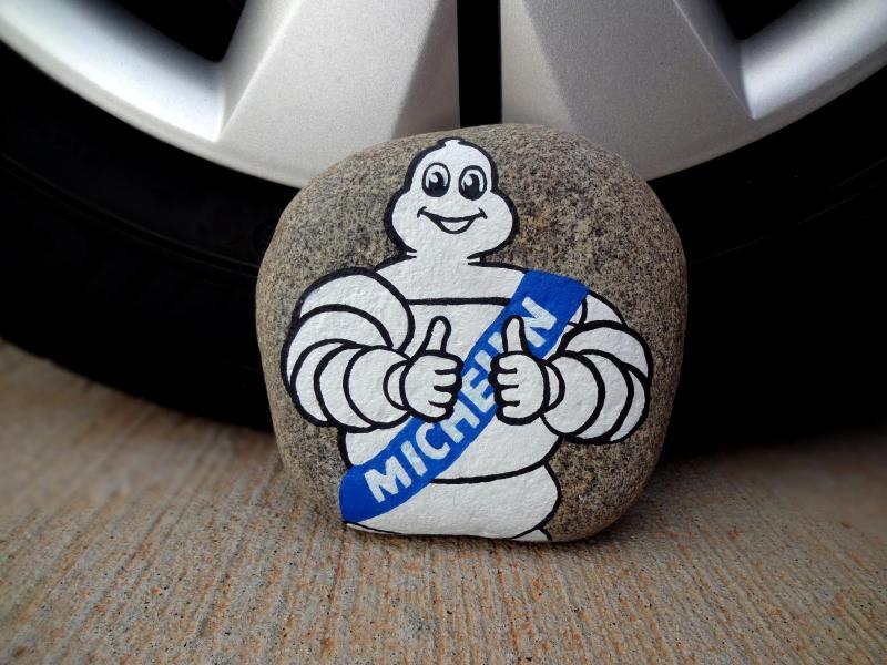 Rock on, Michelin