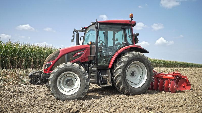 Valtra A Series: Continental returns as an agricultural OEM supplier