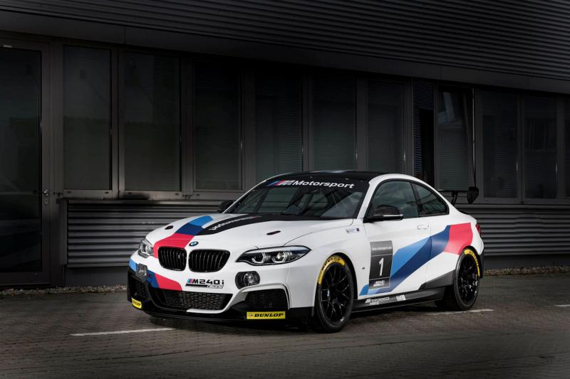 Dunlop – 2 further years with BMW Motorsport in VLN
