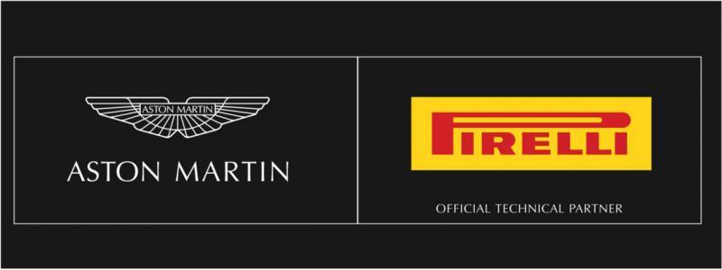 Pirelli tyres for Aston Martin Rapide E