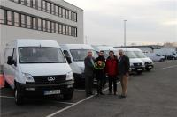 LeasePlan and SAIC partner in bringing  zero emission LCV to Europe