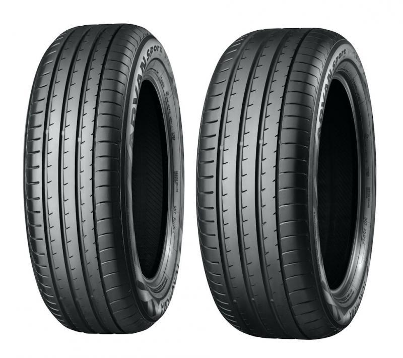 Yokohama tyres OE for BMW X4