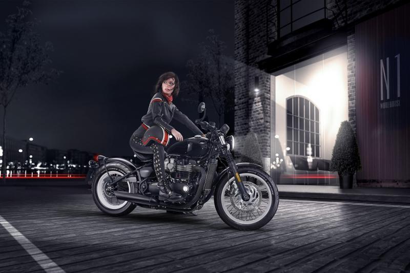 Avon launches Cobra Chrome cruising tourer tyre