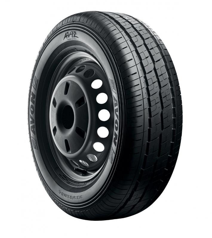 Avon launches new AV12 van tyre at Fleet Live