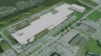 Bridgestone's Joliette plant to gain automated warehouse