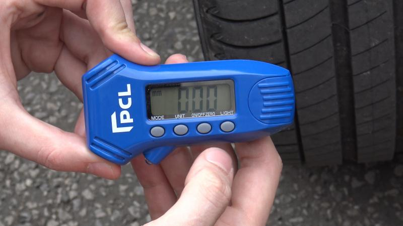 PCL reminds drivers about correctly inflated tyres