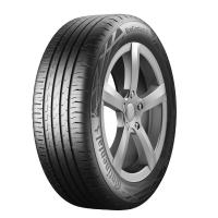 Continental: New EcoContact 6 offers double-digit improvement in mileage, rolling resistance