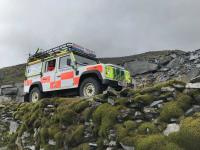 Cooper supplies South Snowdonia Search and Rescue Team with tyres