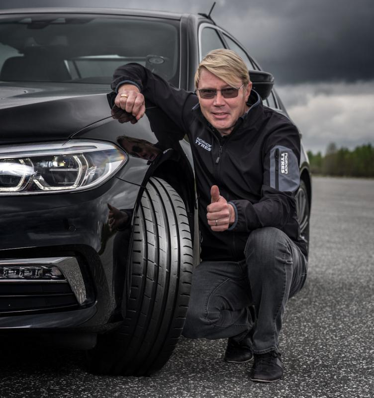 Powerproof – Nokian's new UHP tyre