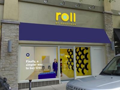 "Goodyear introduces ""Roll by Goodyear"" integrated tyre retail programme"
