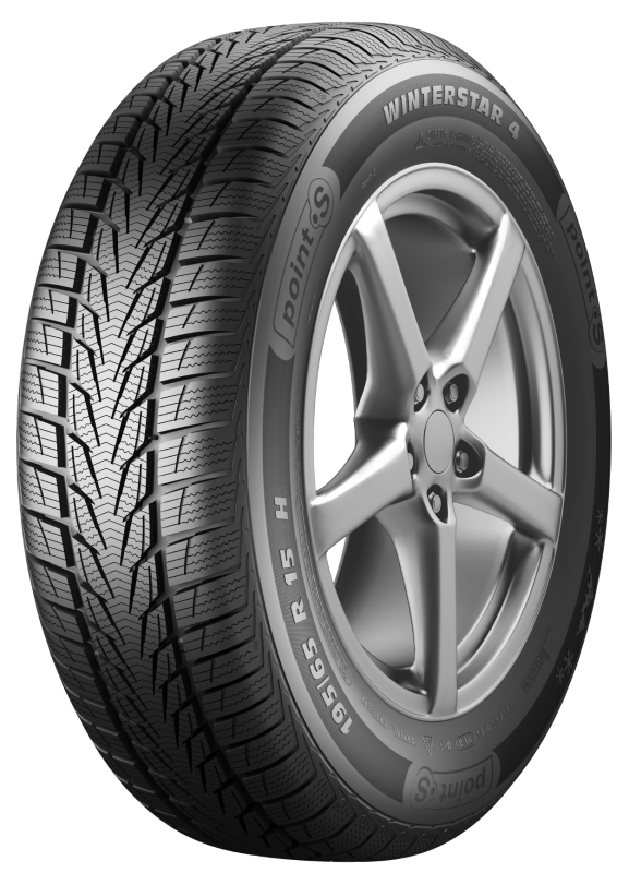 Point S launches new Winterstar tyre