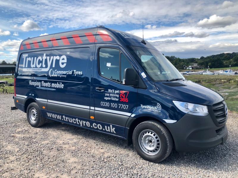 Tructyre Fleet Management adopts Ctrack advanced telematics targeting driver behaviour