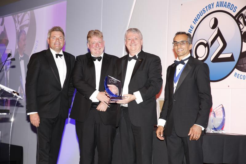'Thrilled giant strides acknowledged' – Bridgestone reacts to Tyre Industry Awards double