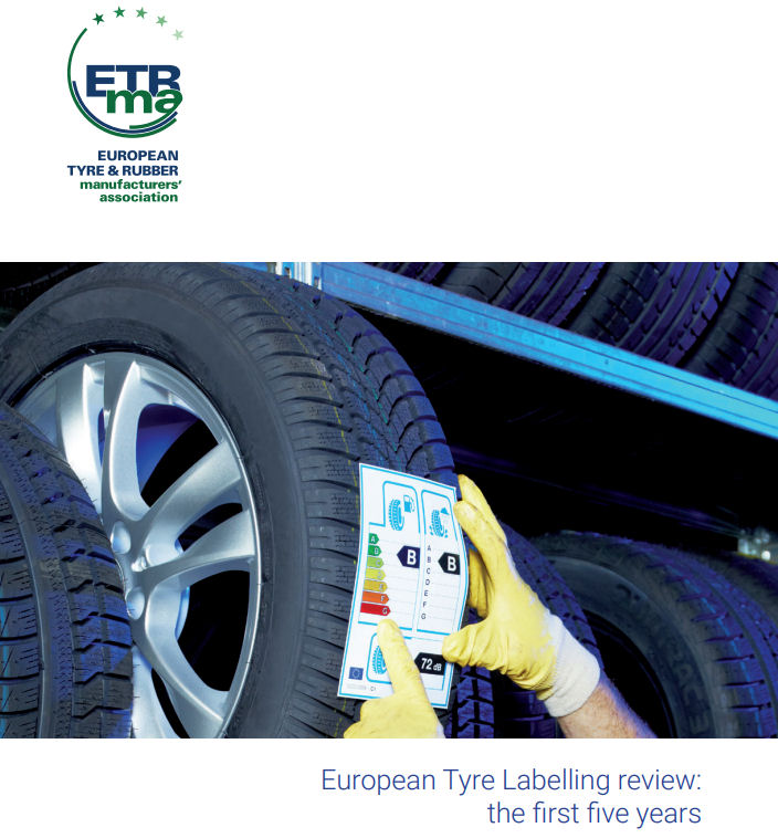 ETRMA study: Rescaling of tyre label would be premature