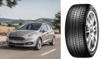 Vredestein Quatrac 5 chosen for latest Ford Fiesta