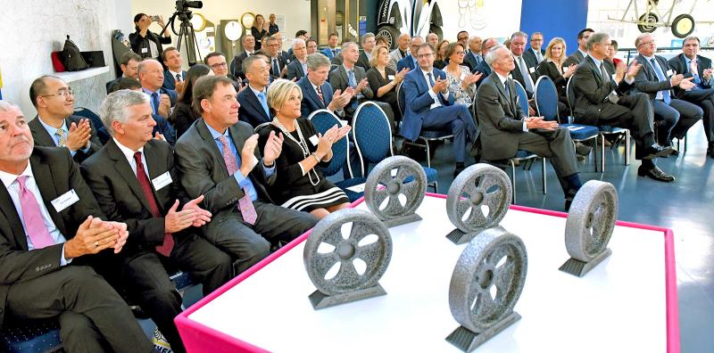 Michelin honours 5 partners at Supplier Awards