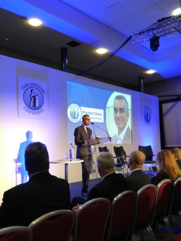 NTDA opens Tyre Industry Conference 2018: forum 'more important than ever'