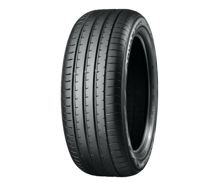 Yokohama tyres OE on China-made BMW X3