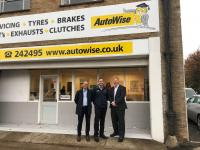 Formula One Autocentres buys Autowise