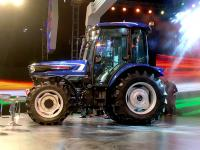 BKT for Escorts' automated tractor