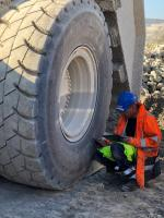 Breedon Cement first to install Goodyear OTR Proactive Solutions