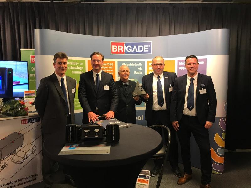 Brigade Electronics wins Living Environment Award for new product innovation