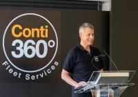 Continental, Bandvulc fleet services merging