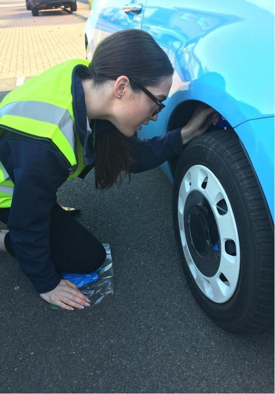 Goodyear, HiQ support Tyre Safety Month at Birmingham Business Park