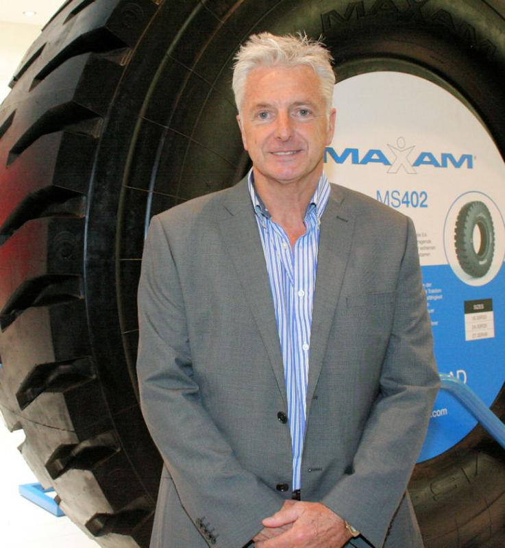 Martin West leaves Maxam Tire International – Troy Kline named successor